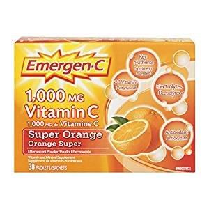 现价$11.97Emergen-C天然维生素C冲剂(30包)