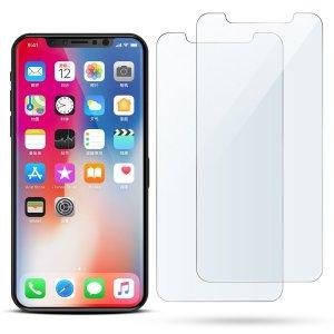 $2.48iPhone X 钢化硬质屏幕保护膜 2张