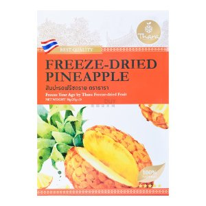 THARA Freeze-Dried Pineapple 50g