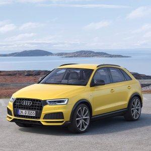 配置丰富空间足 平价豪华小钢炮2018 Audi Q3 紧凑型SUV