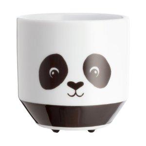 Animal-motif Plant Pot | White/panda | H&m home | H&M US