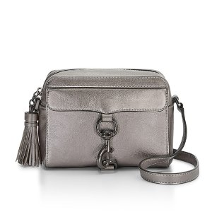 Metallic M.A.B. Camera Bag