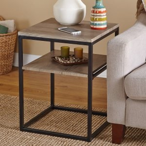 Simple Living Piazza End Table - Free Shipping Today - Overstock.com - 16949266