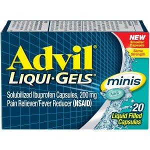 Advil Liqui-Gels Minis, 20 Ct  by Advil