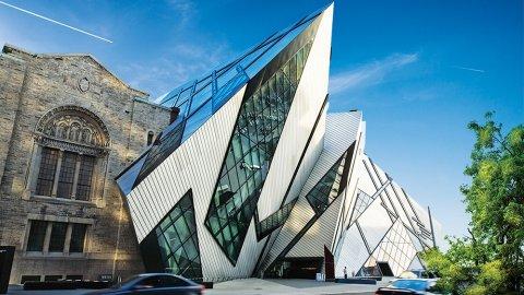 安大略美术馆和皇家安大略博物馆,在多伦多绝不可错过的两大艺术殿堂!图片