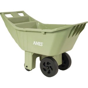 $19.88Ames 4 cu. ft. Poly Lawn Cart