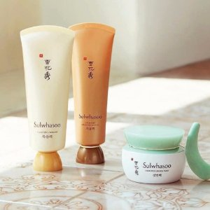 Dealmoon Exclusive! Receive Timetreasure Renovating Serum EX (5ml)With Your Purchase Of $65 @ Sulwhasoo (雪花秀美国官网)