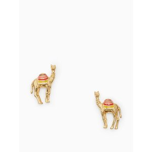 spice things up camel studs | Kate Spade New York
