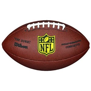 Amazon.com : Wilson NFL Pro Replica Game Football (Official Size) : Sports Related Collectible Footballs : Sports & Outdoors