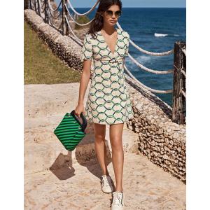 Tory Burch Striped Bermuda Bag : Women's Clutches & Evening Bags