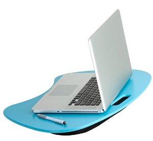 $8.04Honey-Can-Do TBL-03539 Portable Laptop Lap Desk with Handle, Blue, 23 L x 16 W x 2.5 H