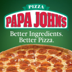 Papa John's 特大号 2-topping Pizza 优惠