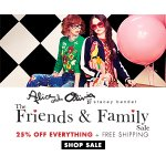 Friends & Family Sale @ alice + olivia