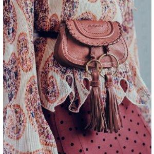 See by Chloe - Polly Suede Belt Bag - saks.com