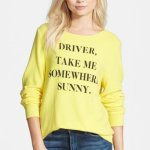 Wildfox Clothing Sale @ Nordstrom Rack