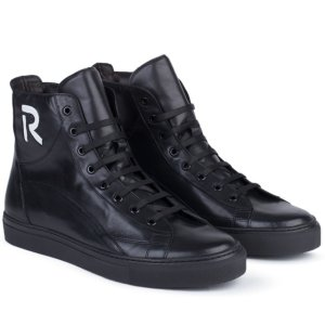 Raf Simons - Sneakers With Contrast R Logo | HBX