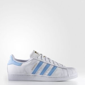 adidas Superstar Shoes Men's White | eBay