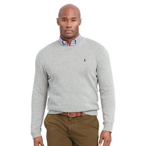 Cotton Crewneck Sweater - Crewneck � Sweaters - RalphLauren.com