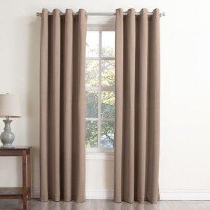 SONOMA Goods for Life™ Velvet Blackout Curtain