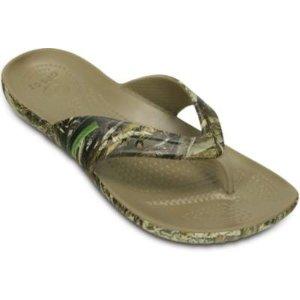 Women's Kadee Realtree Max-5® Flip | Comfortable Flips | Crocs Official Site