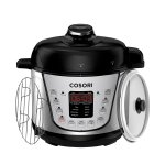 COSORI Electric Pressure Cooker 2 Quart Mini Rice Cookware