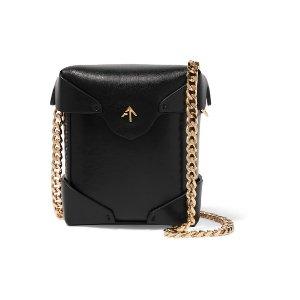 Manu Atelier | Pristine micro leather shoulder bag