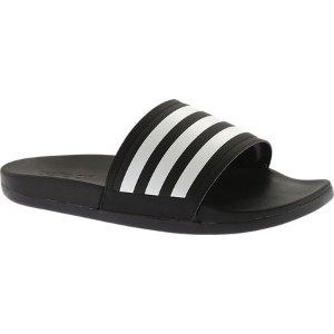 Mens adidas adilette CF + Stripes C Sandal - FREE Shipping & Exchanges
