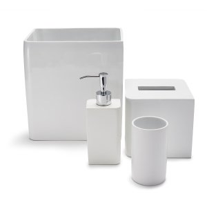 Lacca Bath Collection White