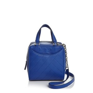 Tory Burch Alexa Mini Leather Satchel - 100% Exclusive | Bloomingdale's