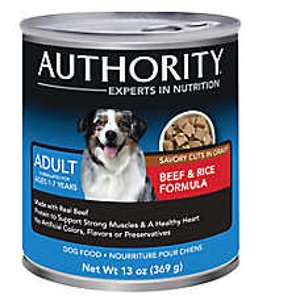 Authority® Savory Cuts Adult Dog Food | dog Canned Food | PetSmart