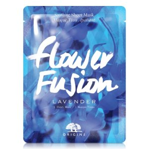 Flower Fusion™ Lavender Soothing Sheet Mask
