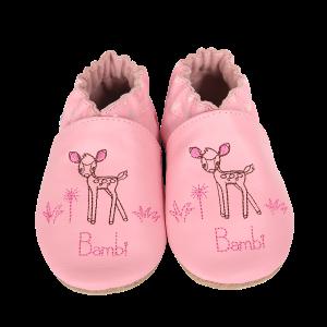 Bashful Bambi Soft Soles Baby Shoes | Robeez