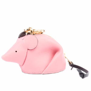 Loewe Mouse Bag Charm/Coin Purse