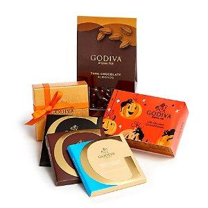 Halloween Snacks Chocolate Gift Box | GODIVA