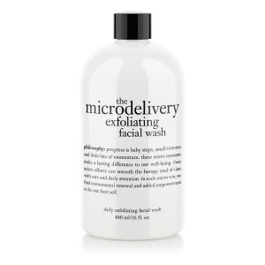 the microdelivery | daily exfoliating wash | philosophy acne & oily skin