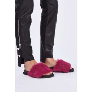 HAIRY Sliders - Shoes- Topshop USA