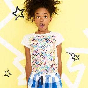 Extra 50% Off ClearanceKid's Apparel @ J.Crew Factory