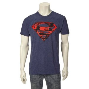 Superman Guys Screen Tee: Shopko