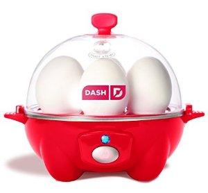 $14.84 史低价!Dash Go Rapid 煮蛋器-红色