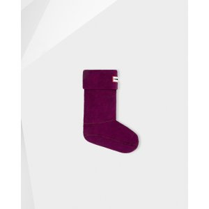 Hunter Purple Short Boot Socks | Official US Hunter Boots Store