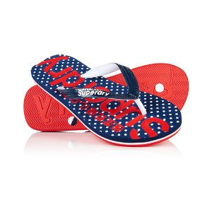 All Over Print Flip Flops,Womens,Flip Flops