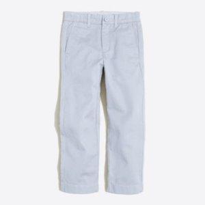Boys' Straight Chino : Boys' Dress Pants   J.Crew Factory