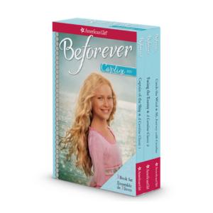 Caroline 3-Book Boxed Set | BeForever | American Girl