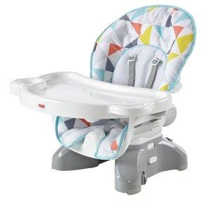 $31.88(原价$49.99)Fisher-Price费雪SpaceSaver婴儿两用就餐椅