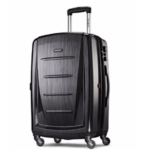 $77Samsonite Luggage Winfield 2 Fashion HS Spinner 24