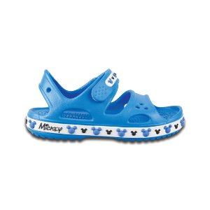 Crocs Mickey Mouse Ocean Crocband™ II Sandal | zulily