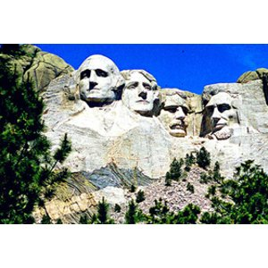 [潇洒9日游] 洛杉矶+黄石国家公园+总统巨石+魔鬼峰+拉斯维加斯|黄石豪情