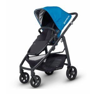 UPPAbaby 2016 CRUZ Stroller - Georgie (Marine Blue/Carbon)