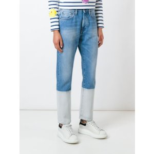 Ports 1961 Colour Block Jeans - Farfetch