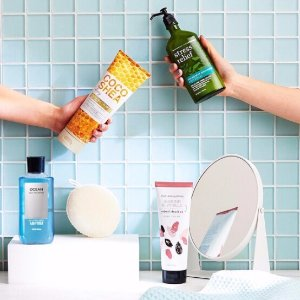 25% off + buy 3 get 3 freeBody Care Products
